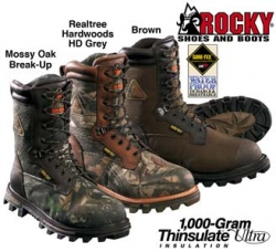 Sports den rocky bear claw 1000 boots hunting rocky1000